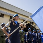 Commemoration Ceremony and Parade on the occasion of the International Day of United Nations Peacekeepers. The event was held in Juba, South Sudan at the Headquarters of the United Nations Mission in South Sudan [UNMISS] under the theme 'Honouring Our Heroes'. UNPOL.