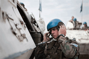 Peacekeeping Essays and Research Papers