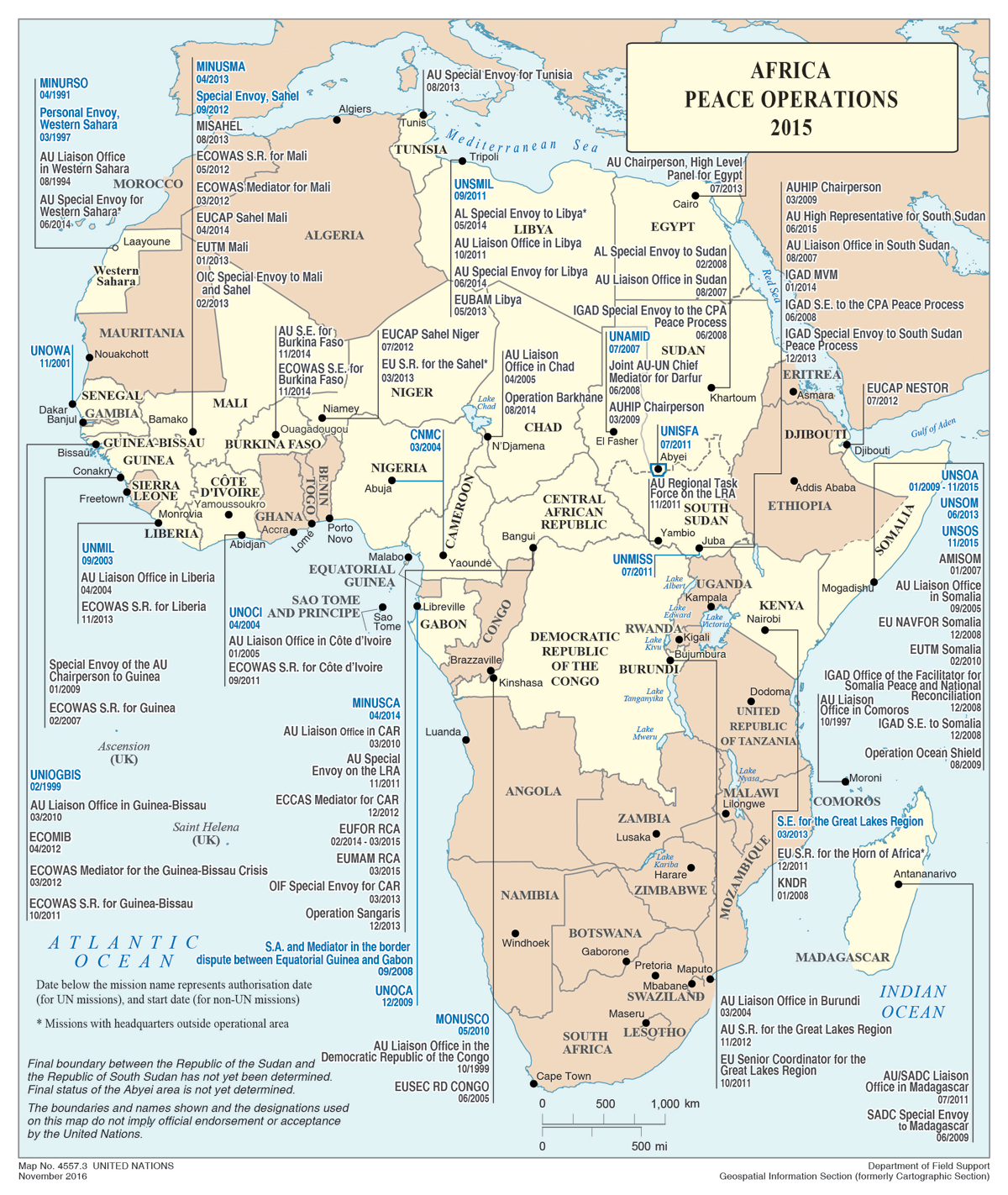 Africa | Global Peace Operations Review