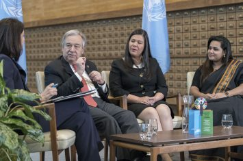 New UN chief, new priorities | Global Peace Operations Review